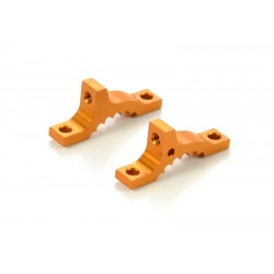 ALU UPPER CLAMP FRONT -...