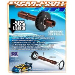XRAY SUPER-LIGHT SOLID AXLE...