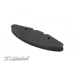 X1 GRAPHITE FRONT ARM BRACE - 2.5MM
