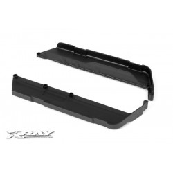 XB9 CHASSIS SIDE GUARDS L+R