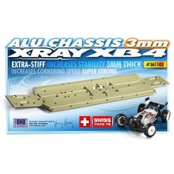 ALU CHASSIS - SWISS 7075 T6...