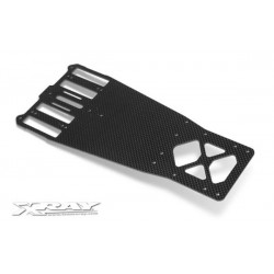 X10 CHASSIS - 2.5MM GRAPHITE