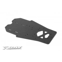 X12 CHASSIS - 2.5MM GRAPHITE