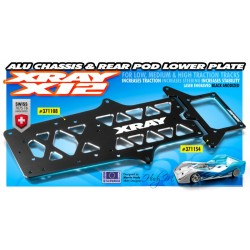 X12'17 ALU CHASSIS 2.0MM