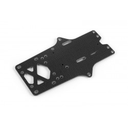 X12'19 GRAPHITE CHASSIS 2.5MM