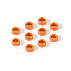ALU SHIM 3x5x2.0MM - ORANGE...
