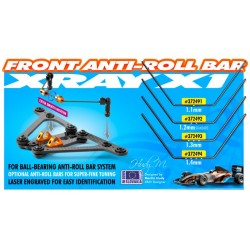 ANTI-ROLL BAR - FRONT 1.1 MM