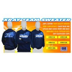 XRAY BLUE SWEATER (XL)