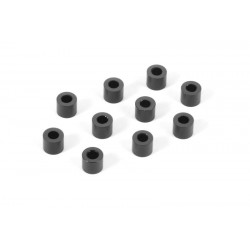 ALU SHIM 3x6x5.0MM - BLACK...