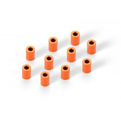 ALU SHIM 3x6x9.0MM - ORANGE...
