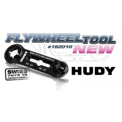 HUDY FLYWHEEL/CLUTCH...