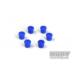 CAP FOR 14MM HANDLE - BLUE (6)