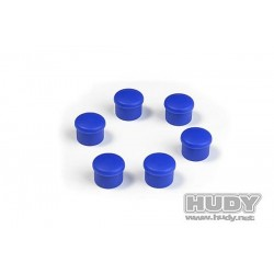 CAP FOR 18MM HANDLE - BLUE (6)