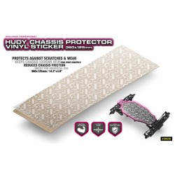 HUDY CHASSIS PROTECTOR...