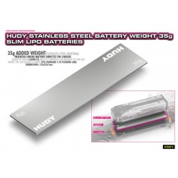 HUDY STAINLESS STEEL...