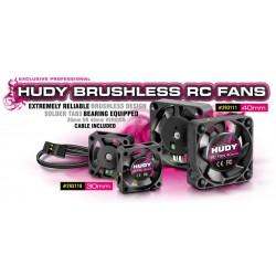 HUDY BRUSHLESS RC FAN 30MM