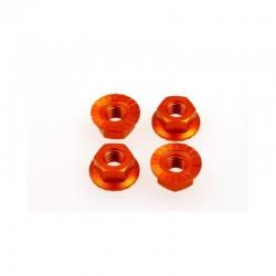 Hiro Seiko Orange 4mm Alloy...