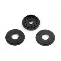 DIFF PULLEY 34T WITH...