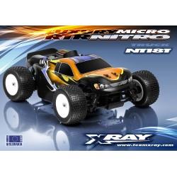 XRAY NT18T RTR 1/18 NITRO...