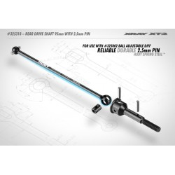 XT2 REAR DRIVE SHAFT 95MM...