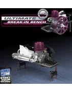 Break- In Bench