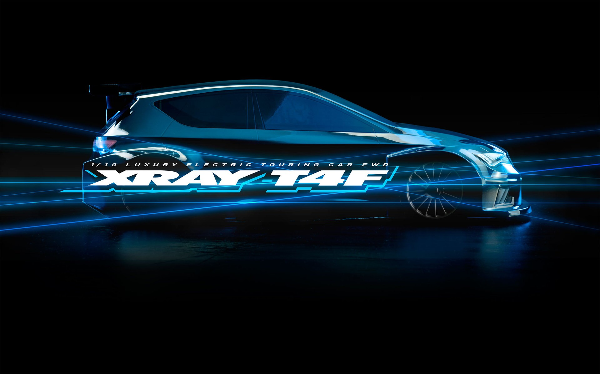XRAY T4F'19 1/10 ELECTRIC FWD 2WD